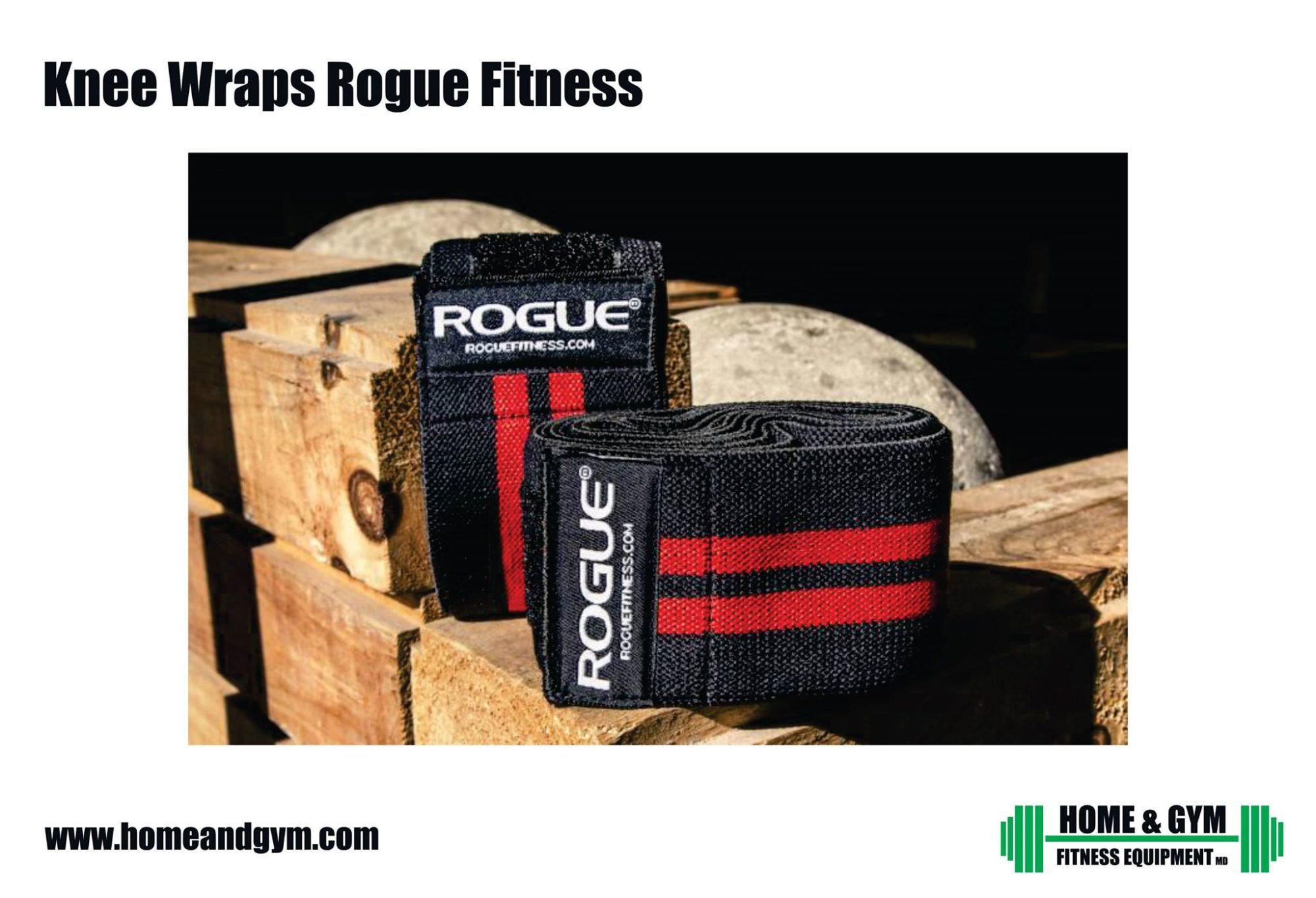 Rodilleras Rogue Fitness