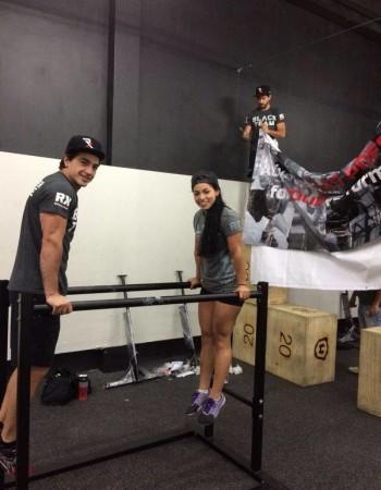 Equipo para gimnasio, equipo para crossfit y gimnasio en casa