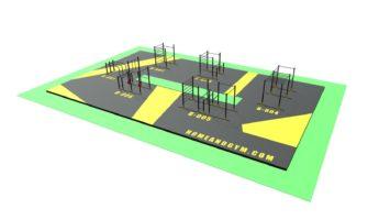 Gimnasios al aire libre y parques urbanos en m xico home - Equipamiento de gimnasios ...