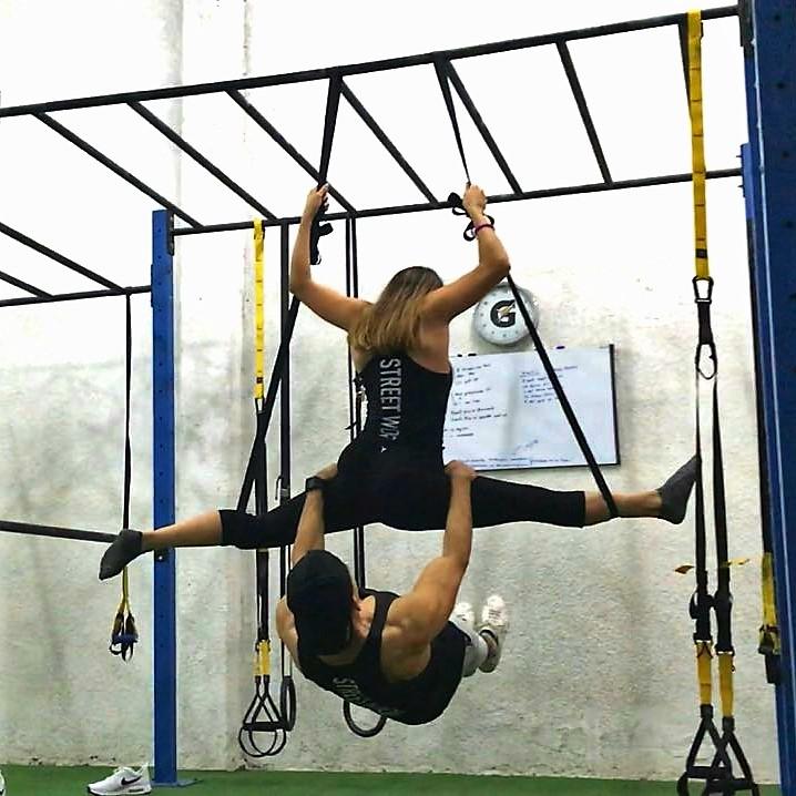 Equipo para gimnasia y calistenia