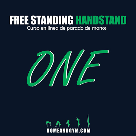 curso online de parado de manos o handstand