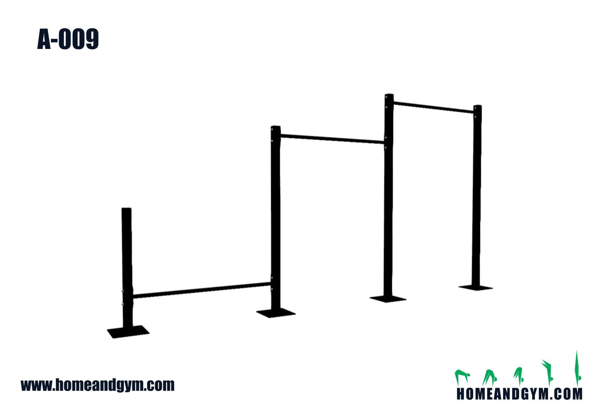 Barras para street workout