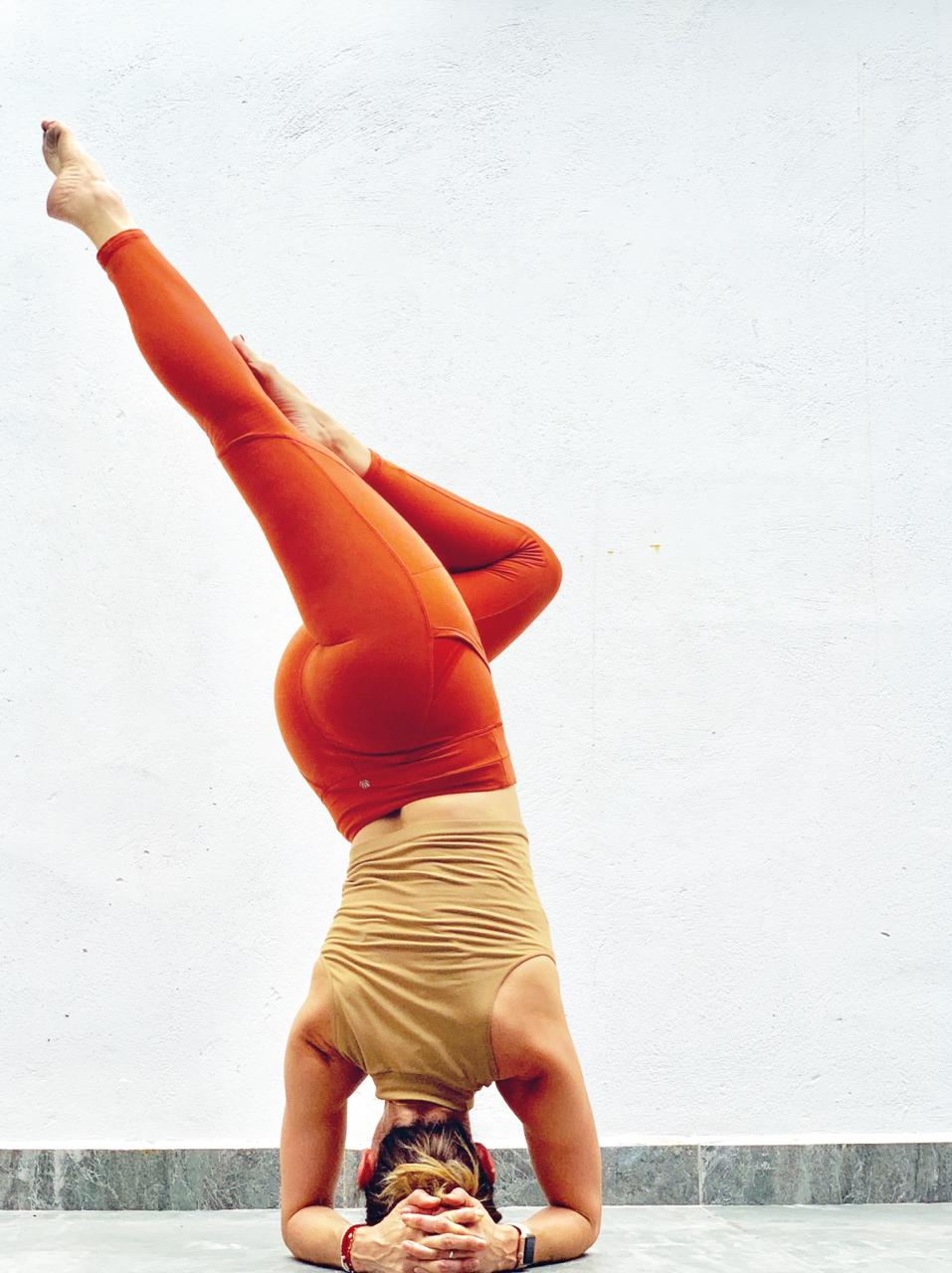 el yoga y la calistenia