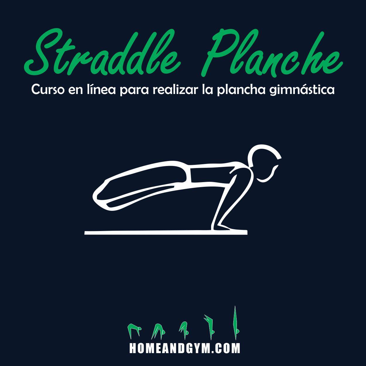 curso straddle planche