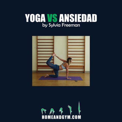 Yoga vs la ansiedad