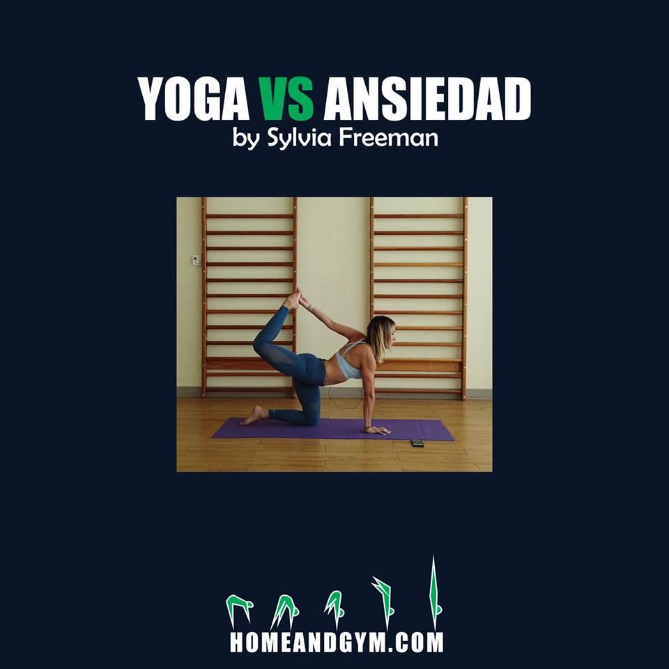 yoga para ansiedad