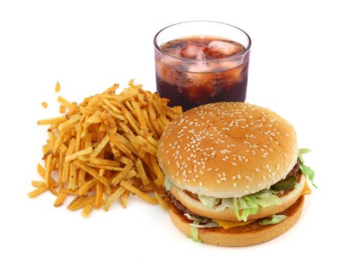 comida rapida evitarla